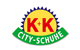 K+K Schuh-Center Logo