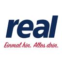 real,- Logo
