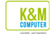 K&M Computer Logo