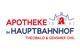 Apotheke im Hauptbahnhof Logo