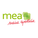 mea - meine apotheke Logo