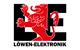 LÖWEN-ELEKTRONIK Logo