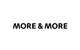 Bei More & More Store Stachuspassagen Logo