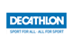 Decathlon Leipzig Petersbogen Logo