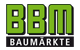 BBM Baumarkt Logo