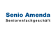 Senio Hamm Seniorenfachgeschäft Amenda e. Kfr. Logo