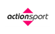 Action-Sport Dive In Logo