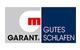GARANT Gutes Schlafen Logo