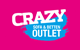 CRAZY Sofa & Betten Outlet Logo
