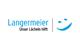 B. Langermeier GmbH Orthopädietechnik Sanitätshaus Logo