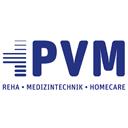 PVM GmbH Patienten-Versorgung Management Logo