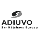 ADIUVO GmbH & Co.KG Sanitätshaus Burgau Logo