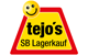 tejo's SB Lagerkauf Wittenberge Logo