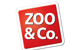 ZOO & Co. Käser (Hubert Käser) Logo